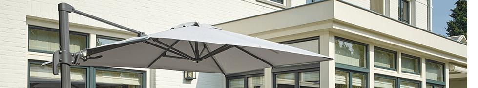Schoonmaken parasol | BuitenHof Tuinmeubelen